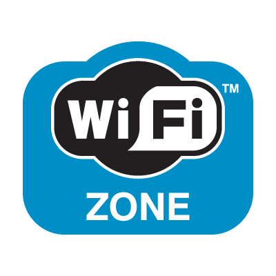 WiFi Zone logo vector (.EPS)