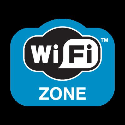 WiFi Zone logo vector (.EPS) logo vector