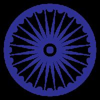 Ashoka Chakra logo