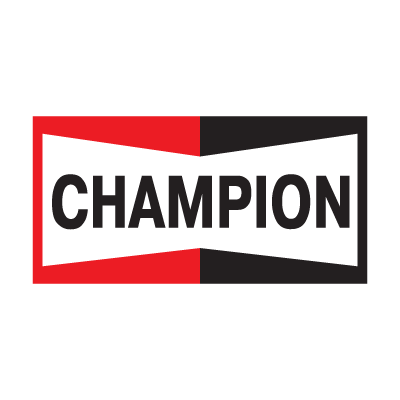 Champion logo vector
