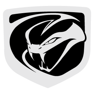 Dodge Viper 2012 logo vector