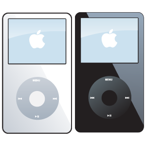 IPod vector free download