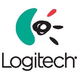 Logitech logo vector