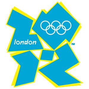 Olympics 2012 logo vector free