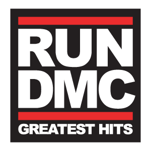 Run DMC logo vector fast download