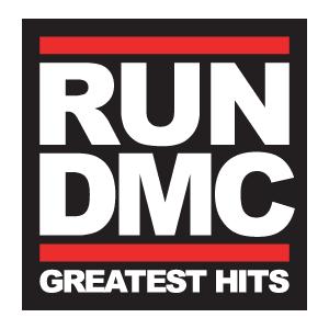Run DMC logo vector