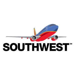 Southwest Airlines logo vector