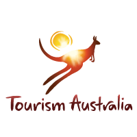 Australia Tourism logo vectordownload free