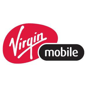 Virgin Mobile logo vector