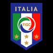 Italy national football team logo vector