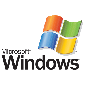 Microsoft Windows logo vector in (EPS, AI, CDR) free download