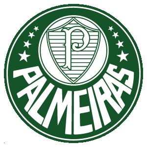 Palmeiras logo vector