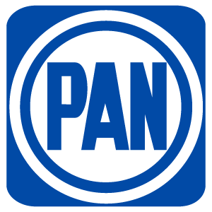 PAN (National Action Party) logo vector