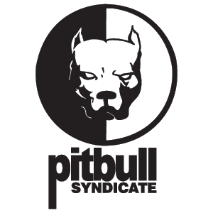 Pitbull Syndicate logo vector