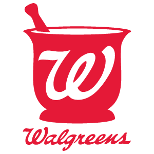 Walgreens logo vector in (EPS, AI, CDR) free download