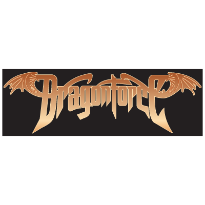 Dragonforce logo vector free download