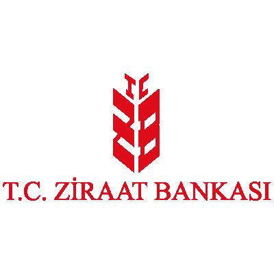 Ziraat Bankasi logo vector