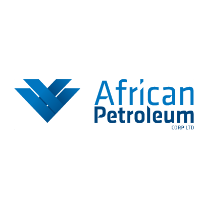 African petroleum logo vector