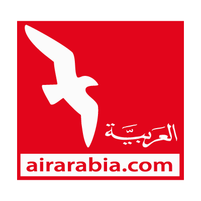 Air arabia logo vector