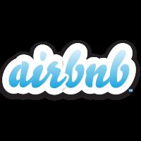 Airbnb logo vector