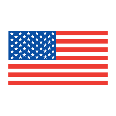 American Flag vector, American Flag in .EPS, .CDR, .AI format