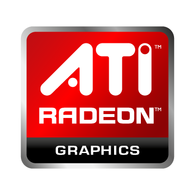 ATI Radeon logo vector