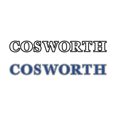 Cosworth logo vector