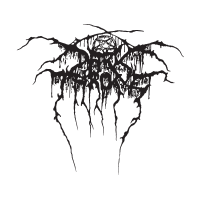 Darkthrone logo vector