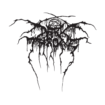 Darkthrone logo vector
