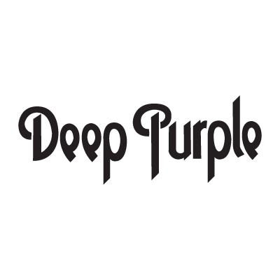 Deep Purple logo vector