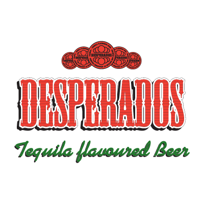 Desperados logo vector