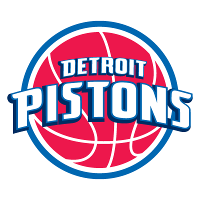Detroit Pistons logo vector - Download logo Detroit ...