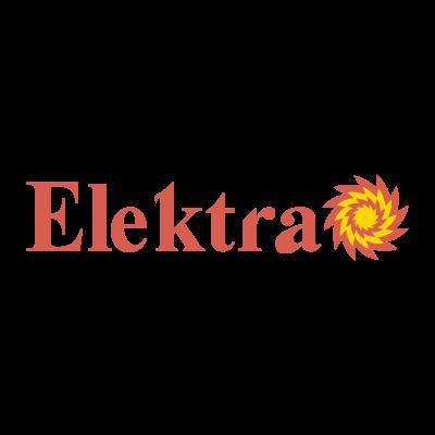 Elektra logo vector