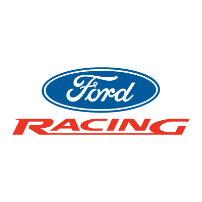 Ford Racing logo vector in (.EPS, .AI, .CDR) free download