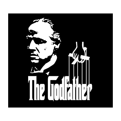 Godfather logo vector
