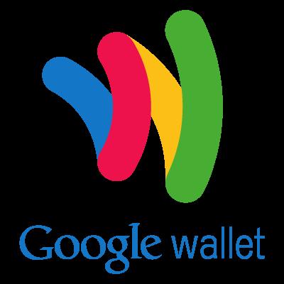 Google Wallet logo vector