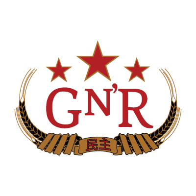 Guns N' Roses logo vector