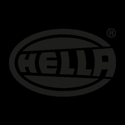 Hella logo vector