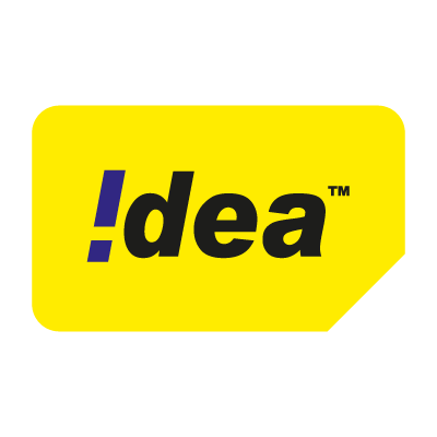 Idea Cellular logo vector