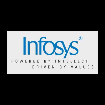 Infosys logo vector