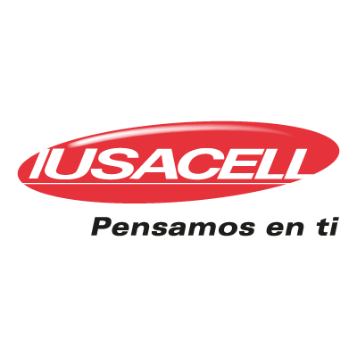 Iusacell logo vector