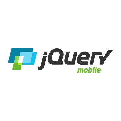 JQuery Mobile logo vector