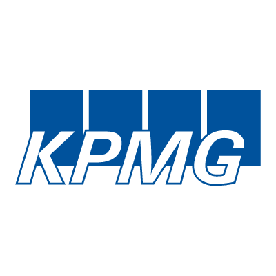 KPMG logo vector download free