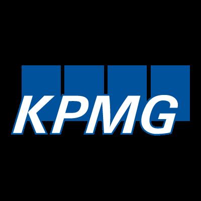 KPMG logo vector download free