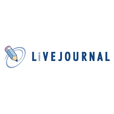 LiveJournal logo vector free download