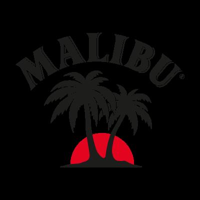 Malibu logo vector