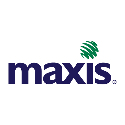 Maxis vector logo download logo vector