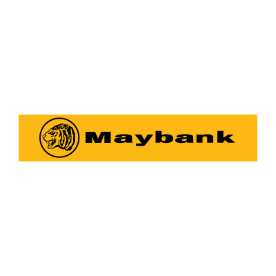 Maybank logo vector