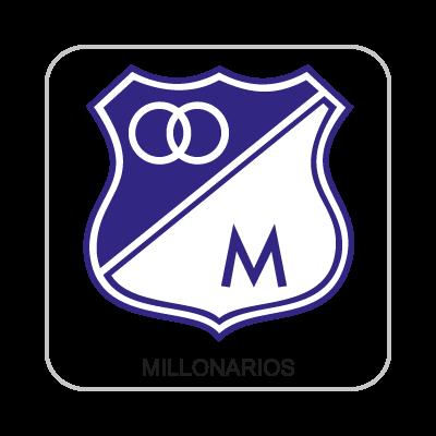Millonarios logo vector