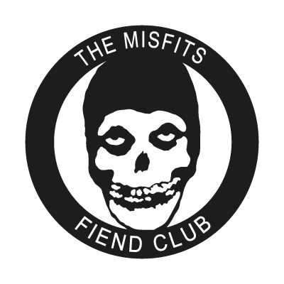 Misfits logo vector